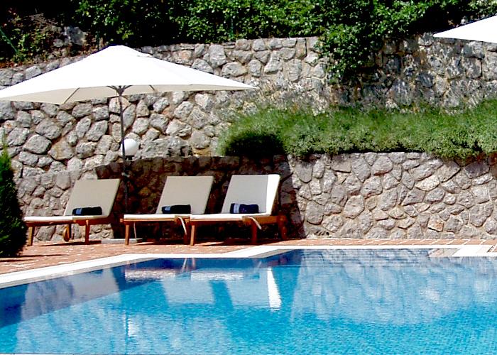 Vila Harmonia Pool